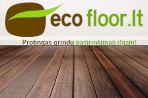 Ecofloor.lt – medinės grindys