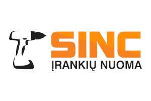 Rentalis - SINC įrankių nuoma