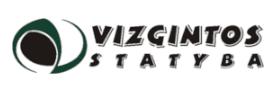 vizgintos-statyba-logo